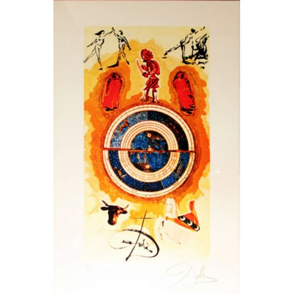 Salvador  Dali Item 25866 Buy original art online