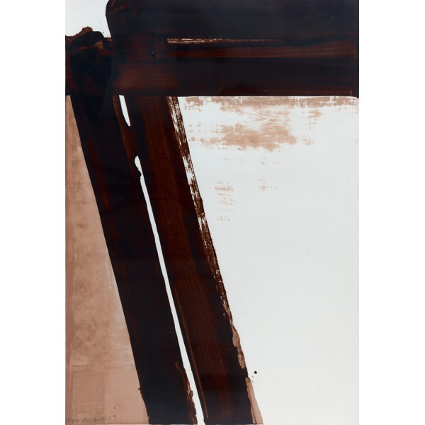 Pierre  Soulages Item 27975 Buy original art online