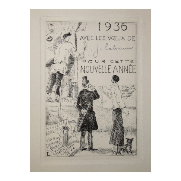 Jean-emile  Laboureur Item 29424 Buy original art online