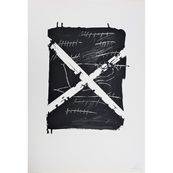 Antoni  Tapies Item 28134 Buy original art online