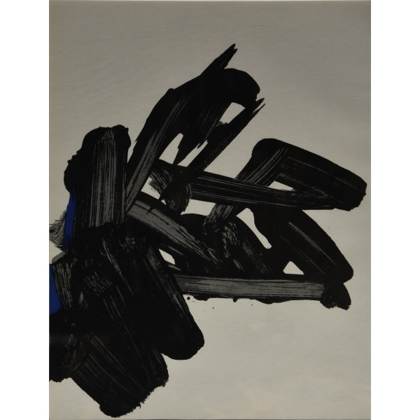 Pierre  Soulages Item 27976 Buy original art online