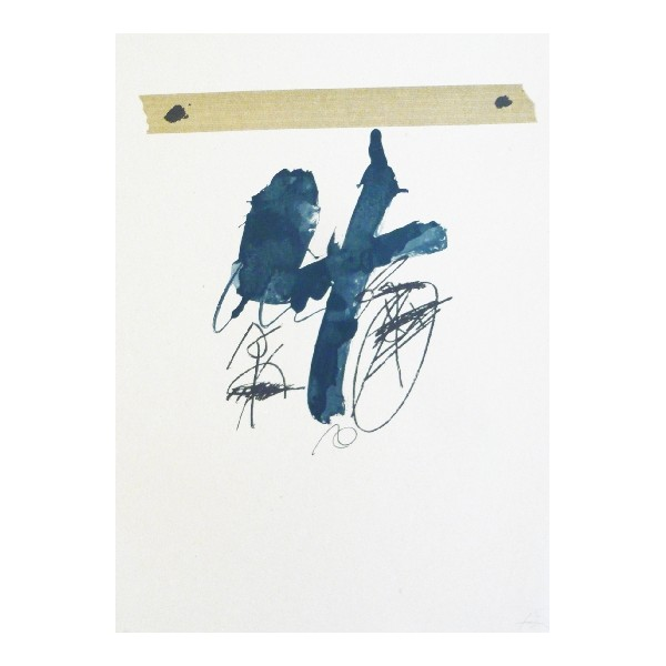 Antoni  Tapies Item 29841 Buy original art online