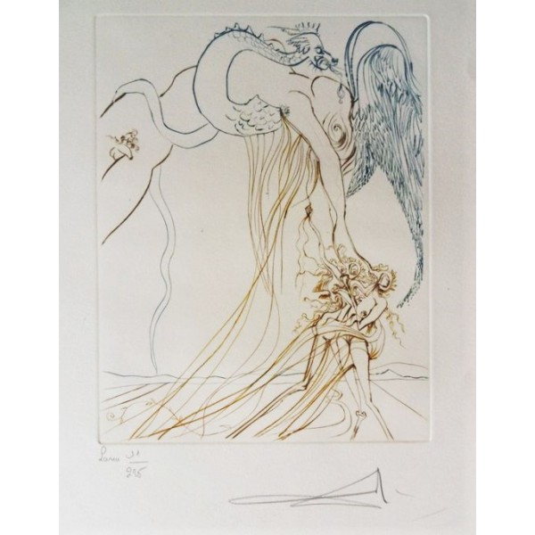 Salvador  Dali Item 29153 Buy original art online