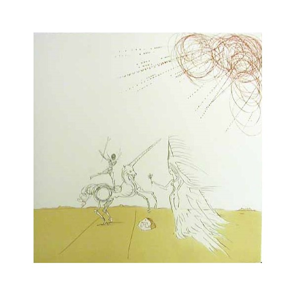 Salvador  Dali Item 25901 Buy original art online