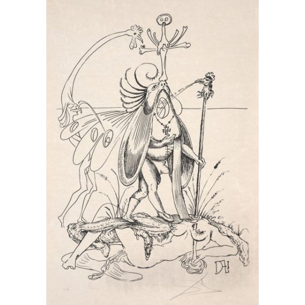 Salvador  Dali Item 29102 Buy original art online
