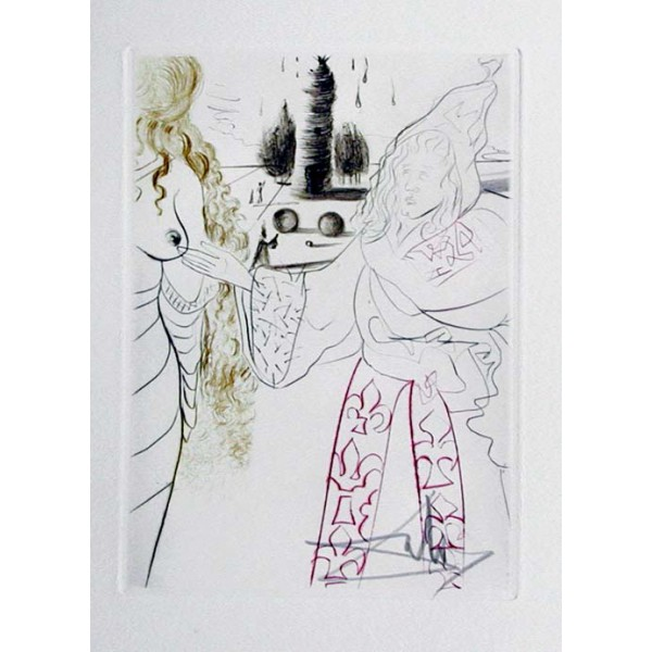 Salvador  Dali Item 29167 Buy original art online