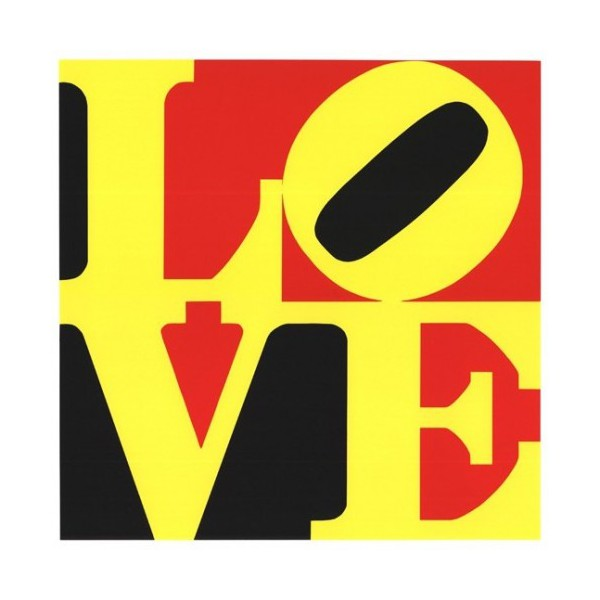Robert  Indiana Item 26673 Buy original art online