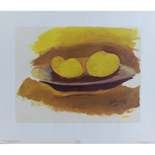 Georges  Braque Item 25401 Buy original art online