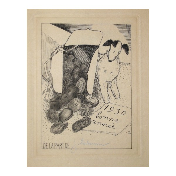 Jean-emile  Laboureur Item 26759 Buy original art online