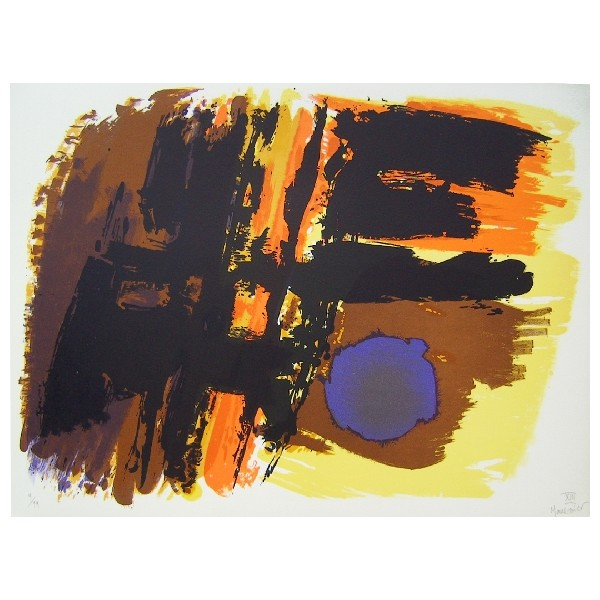 Alfred  Manessier Item 26940 Buy original art online