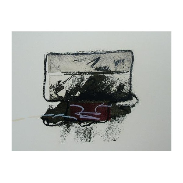 Antoni  Tapies Item 28109 Buy original art online