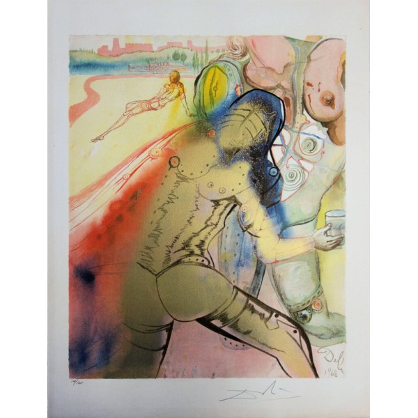 Salvador  Dali Item 25854 Buy original art online