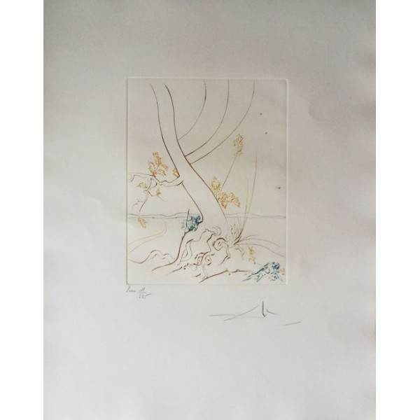 Salvador  Dali Item 29151 Buy original art online