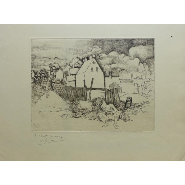 Alfred  Courmes Item 25700 Buy original art online